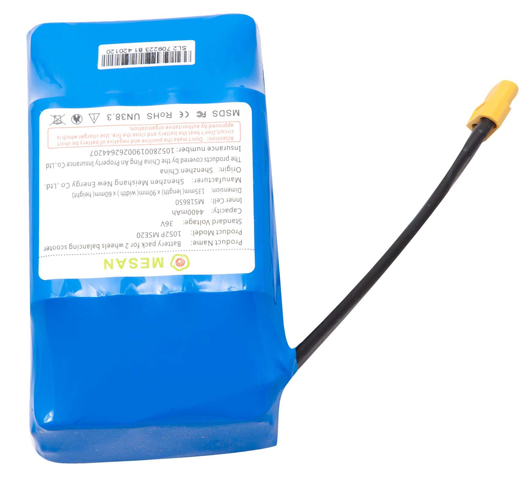 باتری اسکوتربرقی