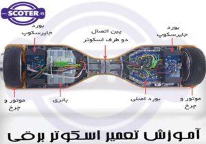 آموزش تخصصی تعمیرات اسکوتر برقی