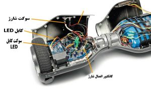 تعمیر اسکوتر برقی