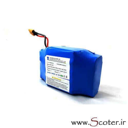 باتری-اسکوتر ، قطعات اسکوتر شارژی و هاوربرد
