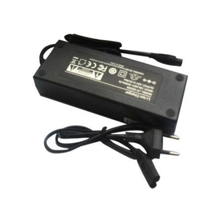 شارژر اسکوتر برقی 42 ولت 2 آمپر اورجینال