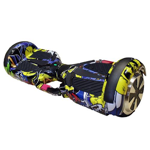 اسکوتر برقی 6.5 اینچ اتوبالانس دسته دار