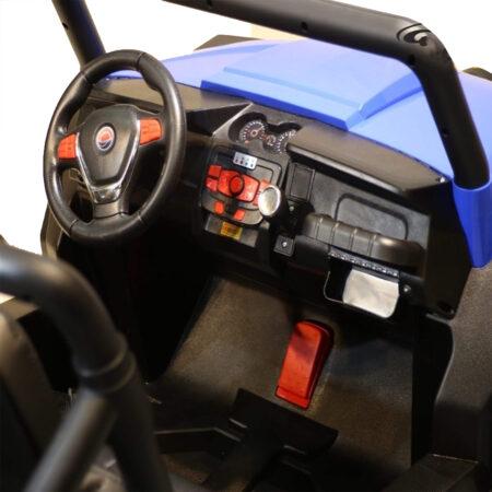 ماشین برقی جیپ