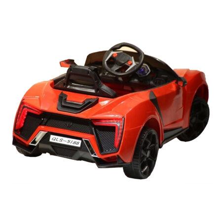 ماشین کودک فراری