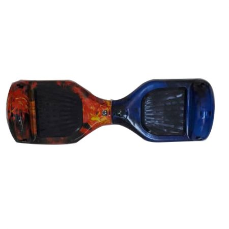 اسکوتر برقی 6.5 اینچ مولتی آبی آتشی دست دوم