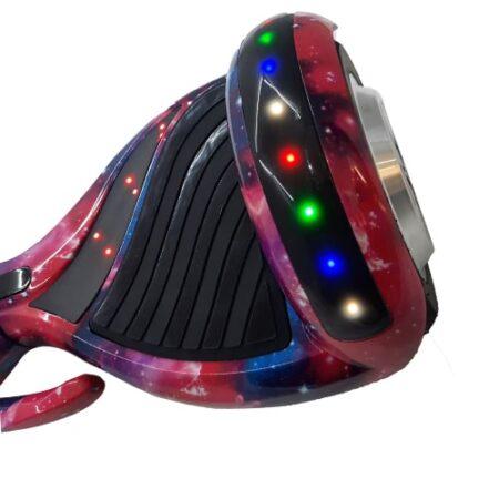 اسکوتر برقی ۸ اینچ selekt صورتی کهکشانی