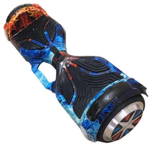 اسکوتر برقی ۶.۵ اینچ اسمارت آبی آتشی